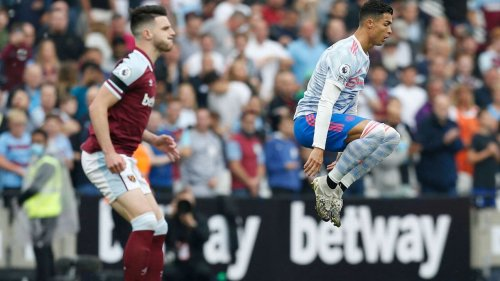 Man United's Declan Rice pursuit takes twist; why sheep didn't force Ronaldo out