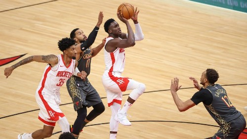 Oladipo touts Rockets' potential after debut