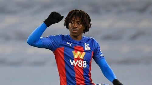Nigeria FA demands less pressure on Crystal Palace winger Eberechi Eze
