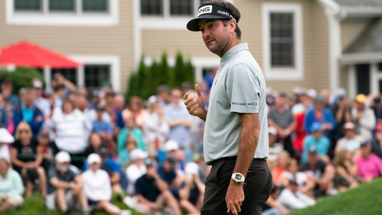 Bubba Watson identified as COVID-19 close contact, pulls out of The Open