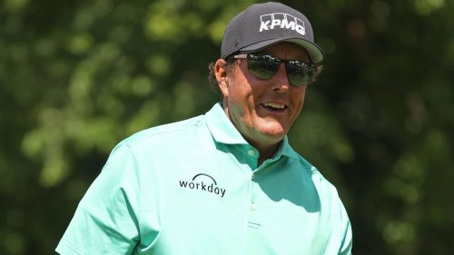 Mickelson says he won't play Detroit event again