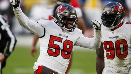 Tampa Bay Bucs' bye-week changes on defense key in propelling them to Super Bowl