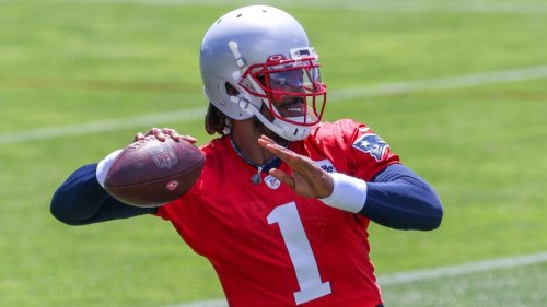 Stage is set for Patriots QB competition between Cam Newton, Mac Jones