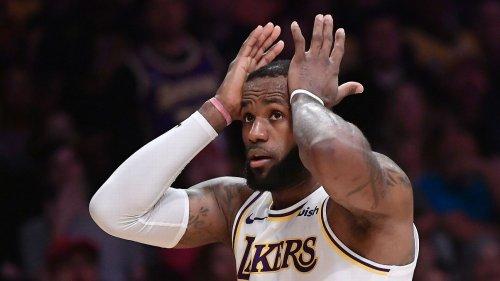 Sources: LeBron now eyeing Wednesday return