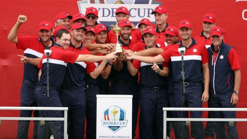 Why the United States thinks this blowout win at the Ryder Cup is just the beginning