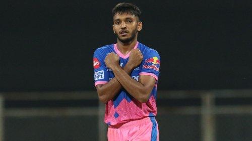Chetan Sakariya - 'Would have been happy just going to Sri Lanka as a net bowler'