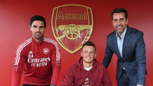 Arsenal sign England international defender Ben White from Brighton