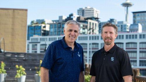 Seattle Kraken coach Dave Hakstol on the expansion draft, Vegas-sized expectations