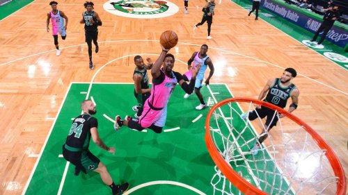 NBA playoff watch - Boston Celtics on the brink of the play-in tournament; Los Angeles Lakers get a needed win