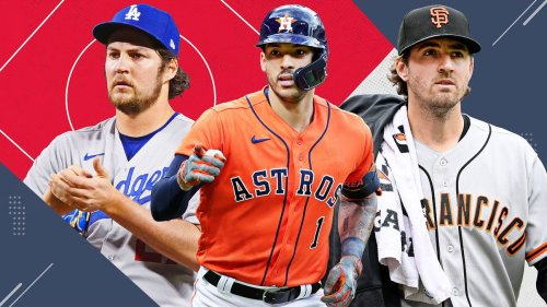 MLB Power Rankings Week 12: There's a new No. 1 on our final list of June