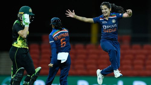 Mandhana: 'It was amazing to watch our bowlers dominate Australia'