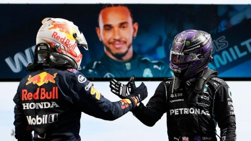 Hamilton vs. Verstappen is getting better with every race
