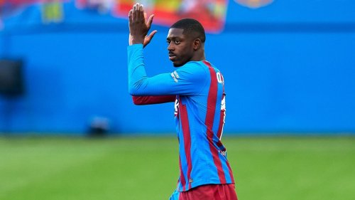 LIVE Transfer Talk: Barcelona's Dembele open to Newcastle switch