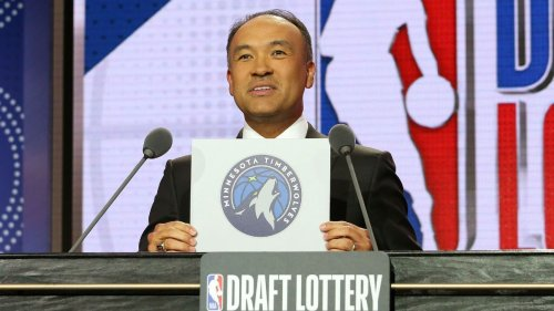 Minnesota Timberwolves win top pick in 2020 NBA draft lottery