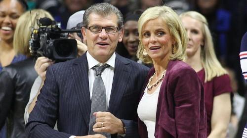 UConn women's basketball coach Geno Auriemma says most players don't want COVID-19 shutdown