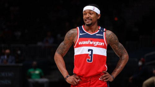 Wizards' Bradley Beal limited by hamstring