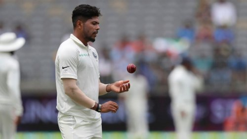 Umesh Yadav: 'The more you play, the better you play'