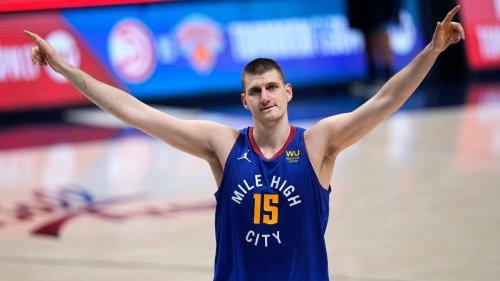 Denver Nuggets' Nikola Jokic, Golden State Warriors' Stephen Curry highlight All-NBA selections