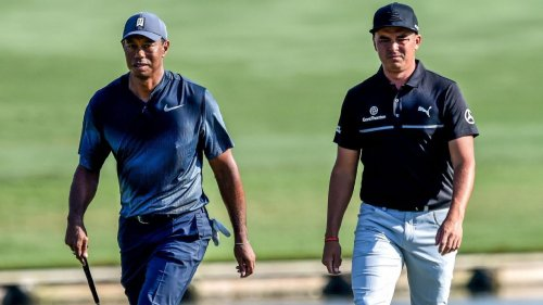 Rickie Fowler spends time with Tiger Woods, uncertain about Premier Golf League