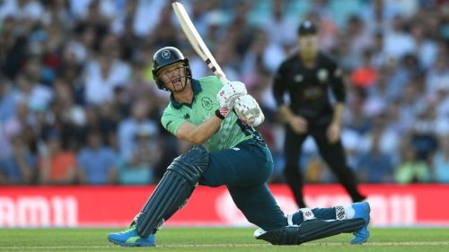 Sam Billings: Youngsters 'far better off' from playing in Hundred ahead of Blast quarter-finals