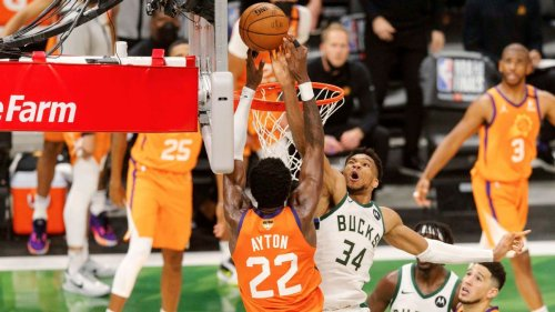 Giannis, still awed by block, ready to shift focus