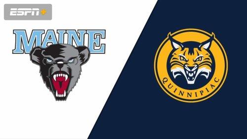 Maine vs. Quinnipiac (W Hockey) | Watch ESPN