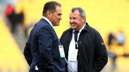 Rennie, Foster surprised by World Rugby contact plan