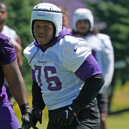 Minnesota Vikings rookie Jaylen Twyman shot, expected to make full recovery