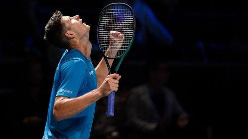 Hubert Hurkacz wins Moselle Open for 3rd title in 2021