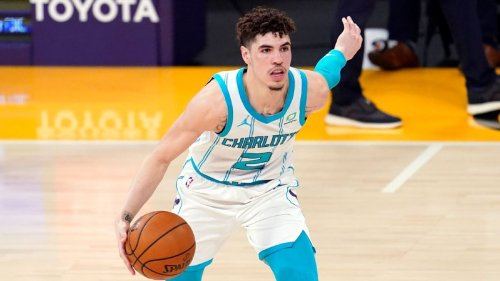 Charlotte Hornets' LaMelo Ball voted Rookie of the Year, sources say