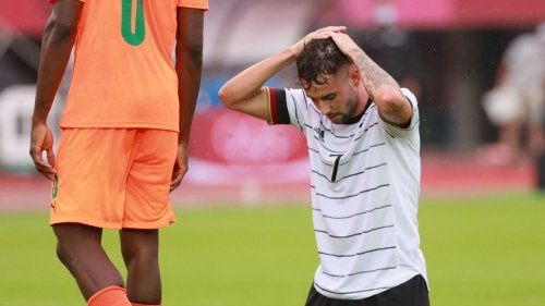 Olympics 2020: Germany eliminated in group stage after draw vs. Ivory Coast