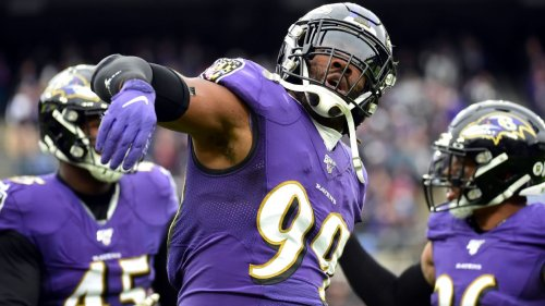 Tag or goodbye? Ravens face potential turnover at pass-rusher