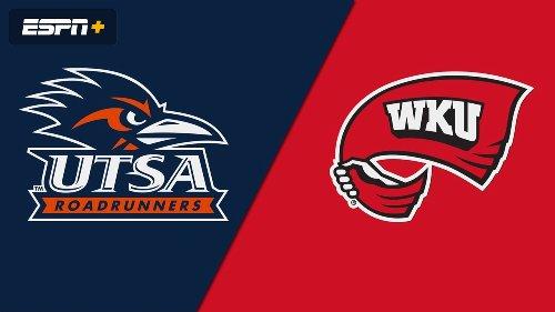 UTSA vs. Western Kentucky (Softball)   Watch ESPN
