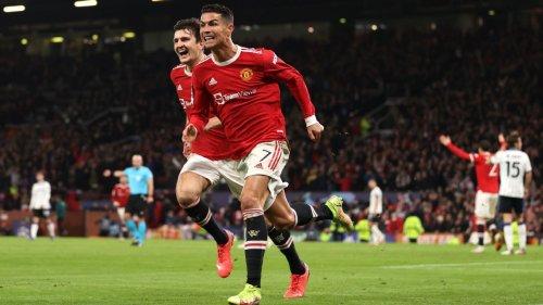 Ronaldo scores late, Man Utd win epic rally