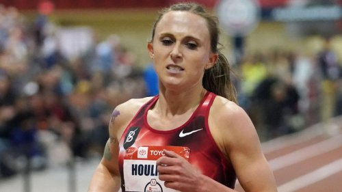 U.S. champion Shelby Houlihan banned four years for testing positive for steroid, distance runner says on social media