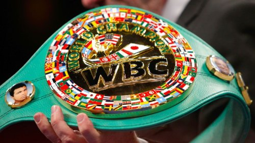 All you need to know about the first title fight for the WBC bridgerweight belt