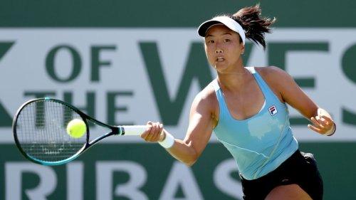 Li captures first WTA title at Tenerife Open