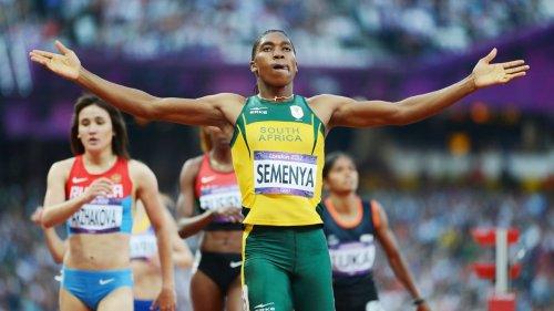Olympic champion runner Caster Semenya arrested for speeding
