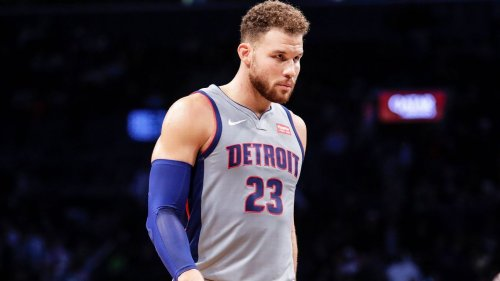 Blake Griffin to sit while Detroit Pistons weigh trade, buyout options for former NBA All-Star