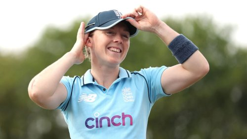 Heather Knight's high standards pay off