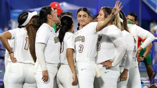 Olympics 2021: Mexico softball team tosses uniforms in Olympic Village trash