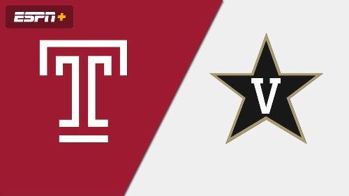 Temple vs. Vanderbilt (Semifinals) (W Lacrosse) | Watch ESPN