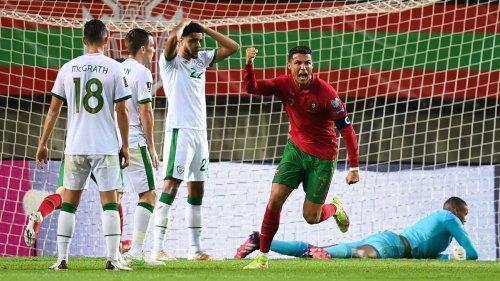 How Cristiano Ronaldo broke men's international goal record, plus ALL Portugal star's scoring records