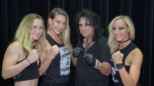 The fighter and the rocker: How Mikaela Mayer's stint in a rock band nearly derailed her boxing career