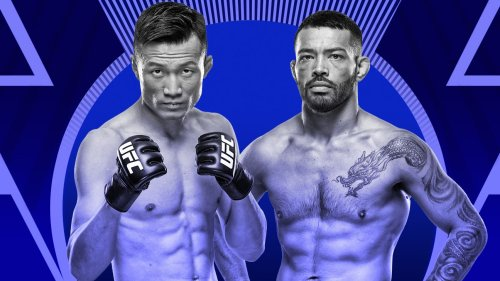 UFC viewers guide: Dan Ige had a tiny reason to say no, but ambition drew him to face Chan Sung Jung