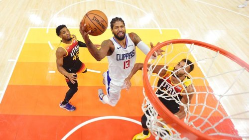 LA Clippers' Paul George delivers in Game 5 win with Kawhi Leonard sidelined
