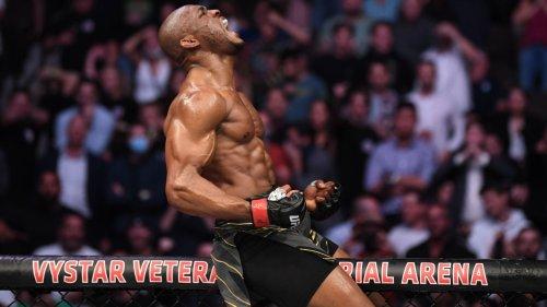 UFC welterweight champ Kamaru Usman ponders next move, including boxing match vs. Jake Paul