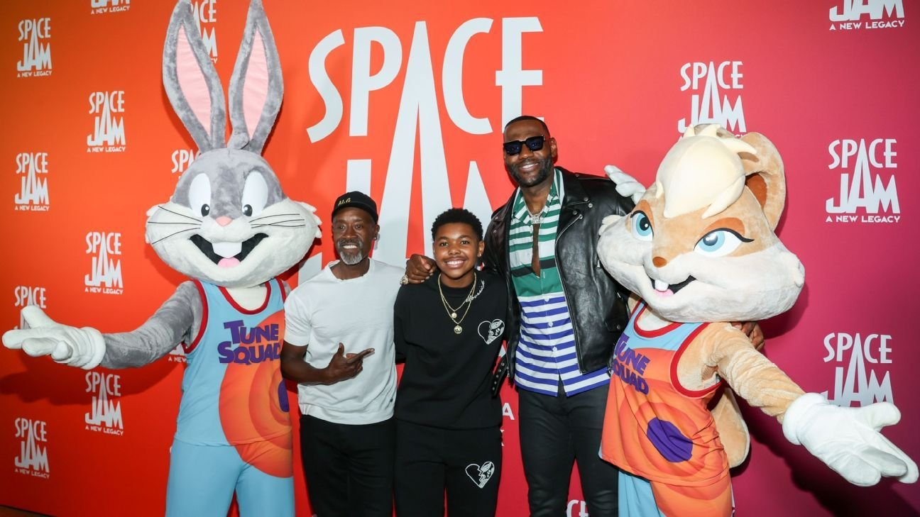 How we finally got the 'Space Jam' sequel we deserve, 25 years later