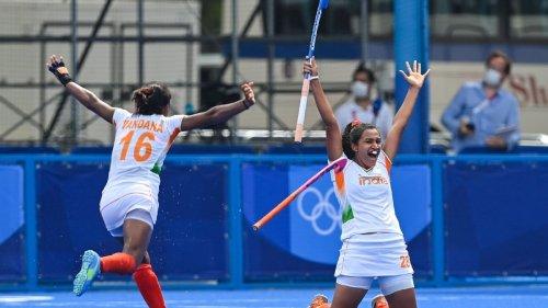 Hockey: India women make quarterfinals after 41 years