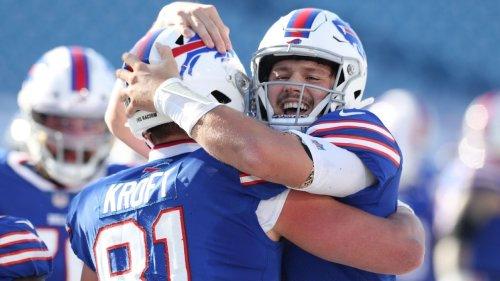 NFL Week 9 takeaways, stat leaders: Bills get signature win, Chiefs avoid upset, more